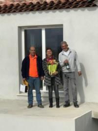 Construction d'une villa par Les Bastides Trabeco Nice dans la ville de Colomars