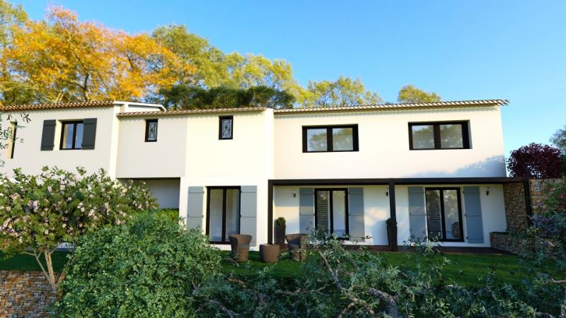 Terrain et Maison à vendre sur Colomars 06670