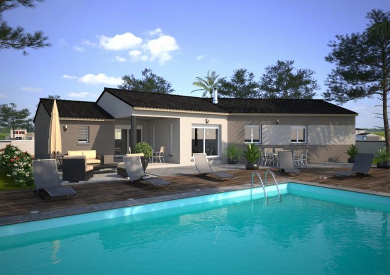 Terrain et Maison à vendre sur La Gaude