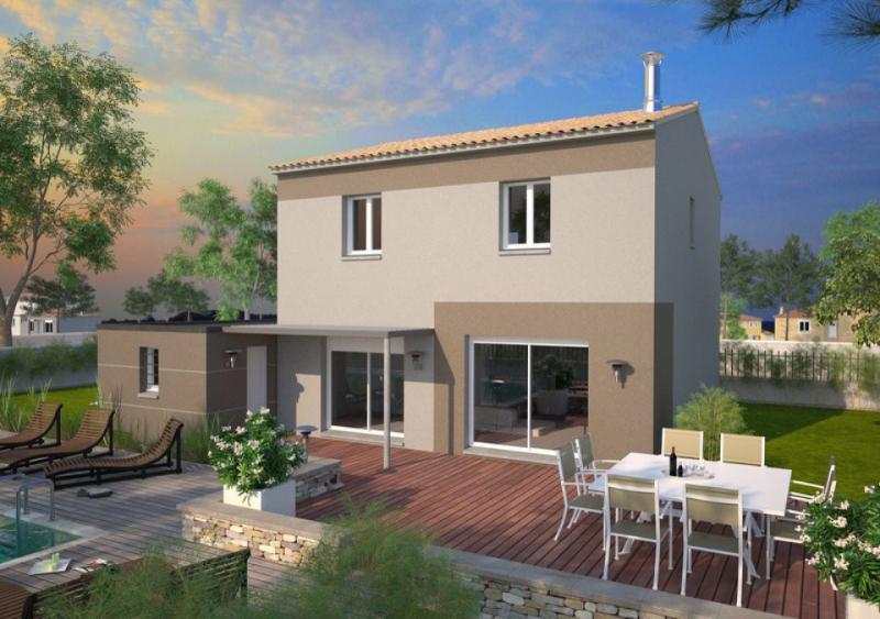 Terrain et Maison à vendre sur Opio  06650