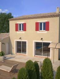 Terrain et Maison à vendre sur la commune de  Saint-Martin du Var 06450