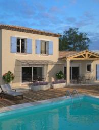 Terrain et Maison à vendre sur la commune de Tourrettes-sur-Loup