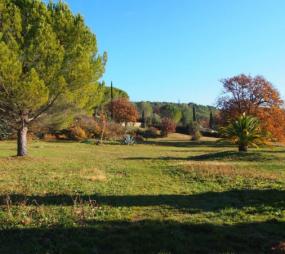 Terrain et Maison à vendre sur la commune de Fayence