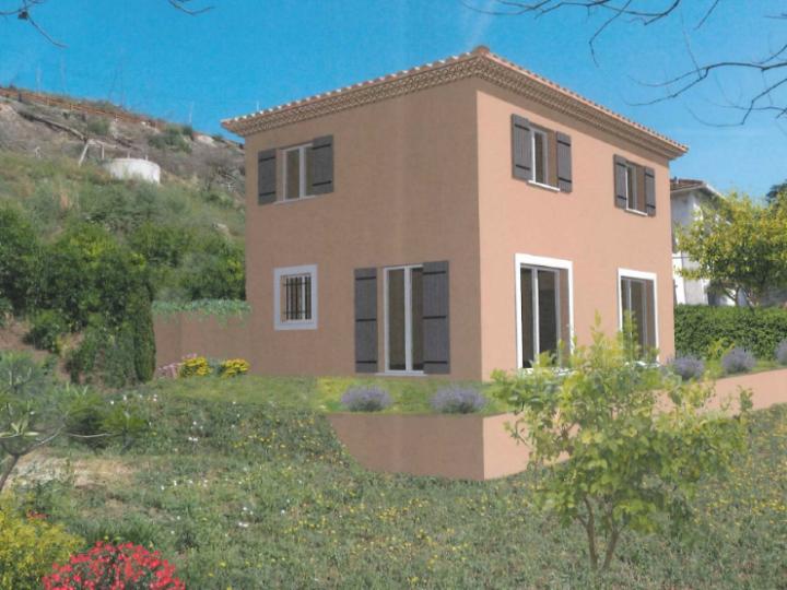 Terrain et Maison à vendre sur les Plans de Carros