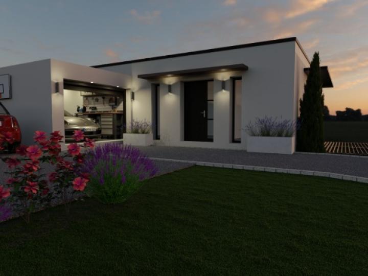 Terrain et maison rare à vendre sur la commune de VENCE 06157 - Alpes-Maritimes