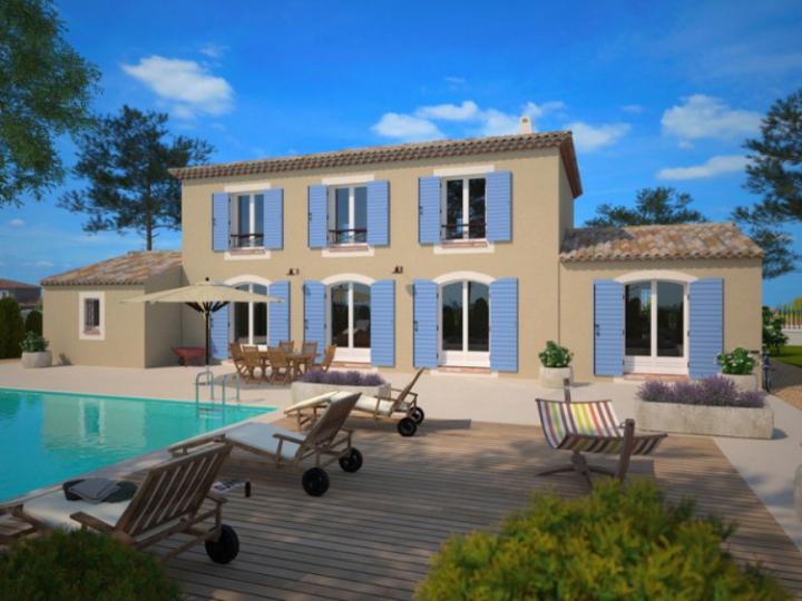 Terrain et Maison Rare à vendre à Roquesteron 06910