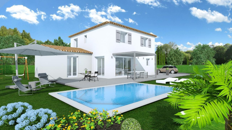 Vente terrain constructible vence alpes maritimes for Terrain construction maison